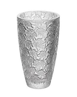 Lalique Medium Feuillage Vase