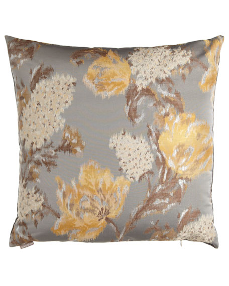 D.V. Kap Home Gray and Gold Pillow Group