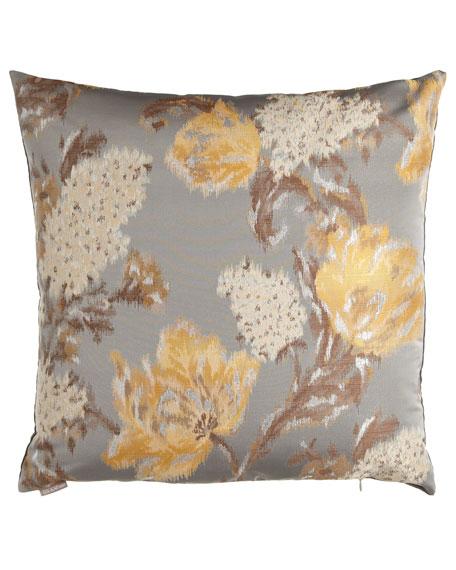D.V. Kap Home Gray & Gold Pillow Group