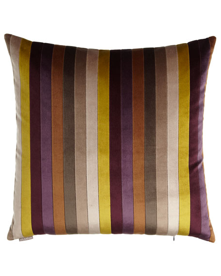 Dumont Aubergine Pillow