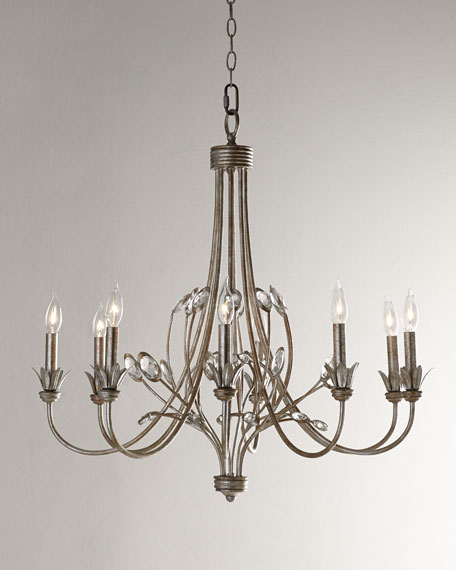 Wesley Eight-Light Chandelier