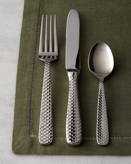 20-Piece Serpentine Flatware Service