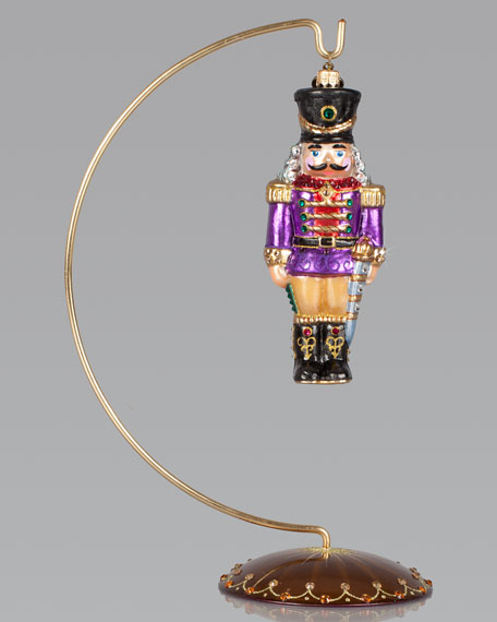 2013 Nutcracker Christmas Ornament
