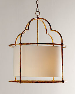 Daniella Gold Pendant Light