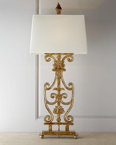 WALKER BANNISTER LAMP