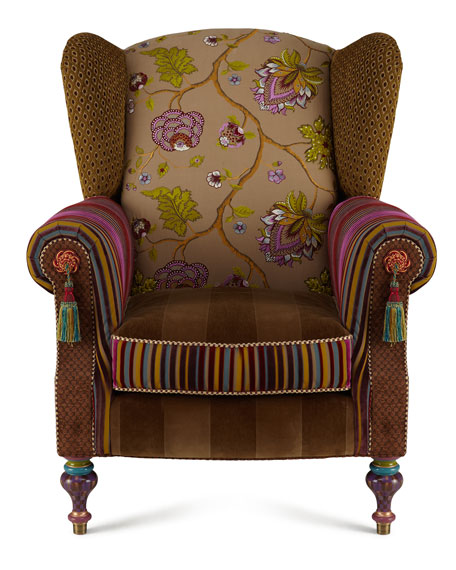 BITTERSWEET WING CHAIR
