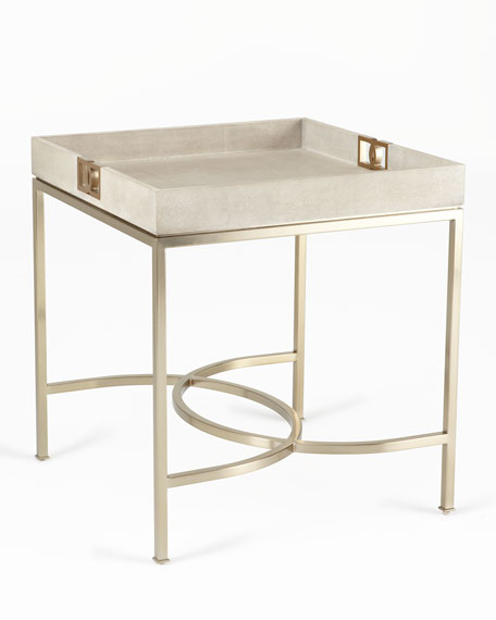 Olita Tray Side Table