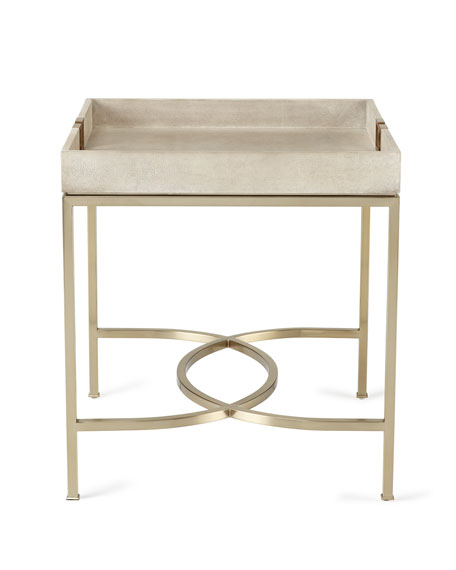 Bernhardt olita tray side table for Tray side table