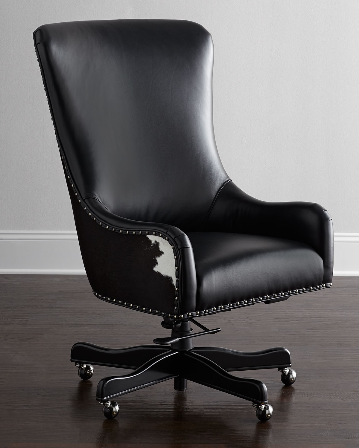 Perfect Hooker Furniture Dougherty Hairhide Executive Office Chair | Neiman Marcus