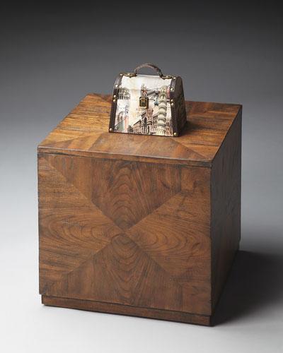 Praline Bunching Cube
