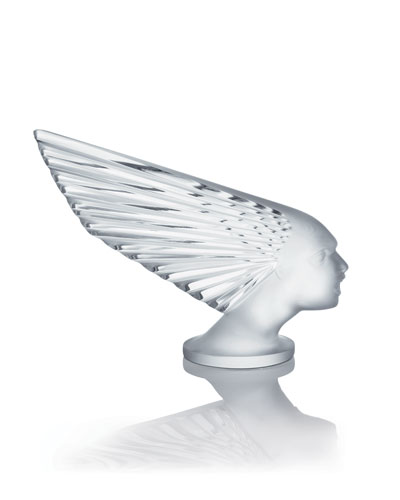 Lalique Victoire Paperweight