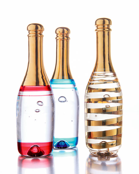 """Celebrate"" Champagne Bottle"