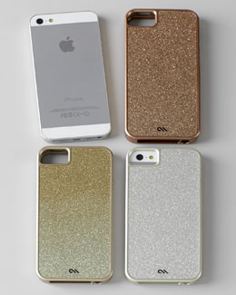 Glitter Glam iPhone 5/5s Case