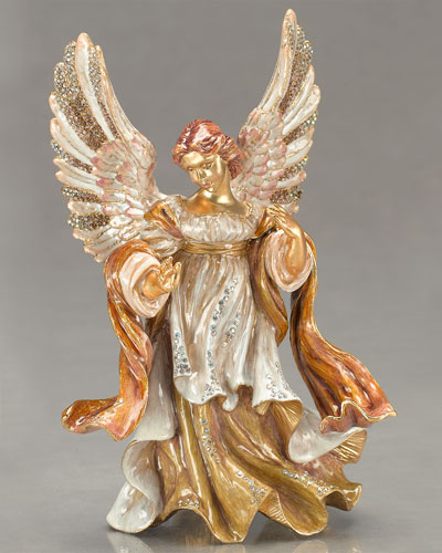 Jay Strongwater Angel Figurine