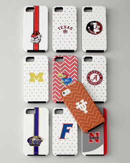 Collegiate iPhone 5 Case