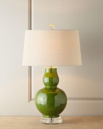 Sale alerts for Florence de Dampierre Meadow Double-Gourd Lamp - Covvet