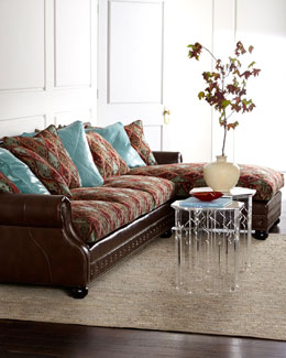 Old Hickory Tannery Turrisi Sectional