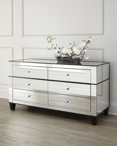Clairmead Mirrored Console