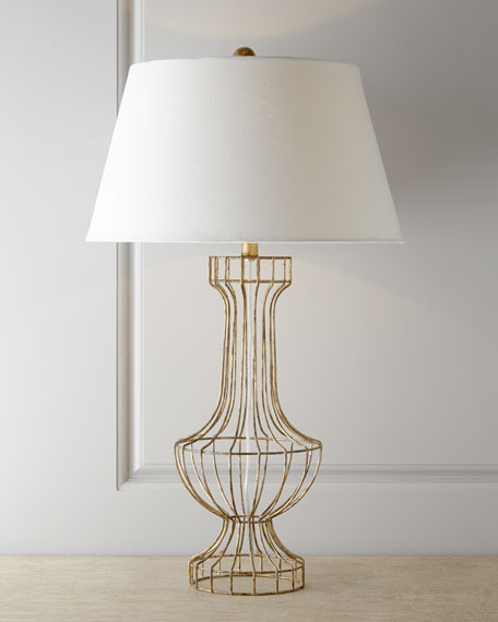 Barrett Open Wire Lamp