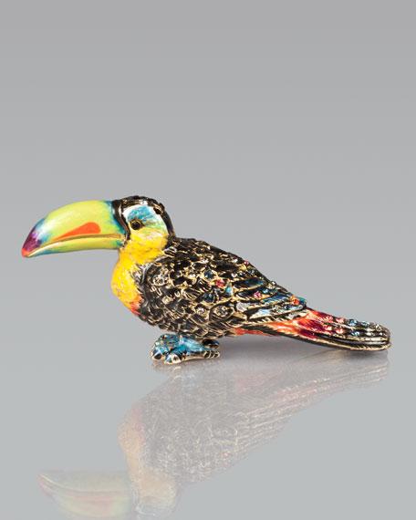 Joshua Toucan Mini Figurine