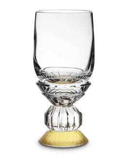Baccarat Variations White Wine Glass