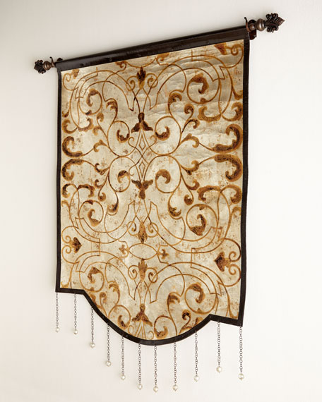 IRON GATE TAPESTRY