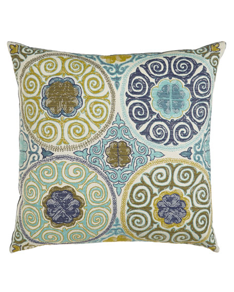 D.V. Kap Home Azure Pillows