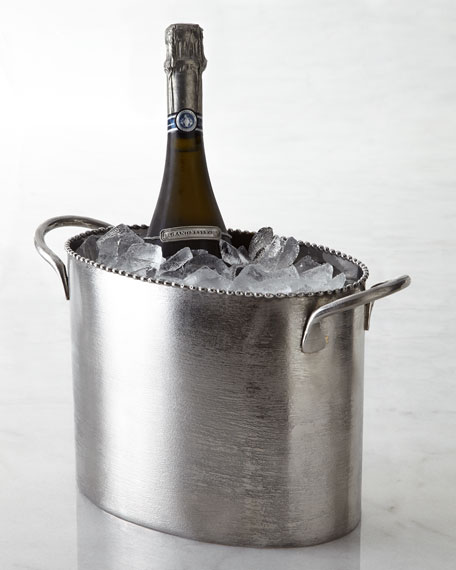 Michael Aram Molten Frost Champagne Bucket