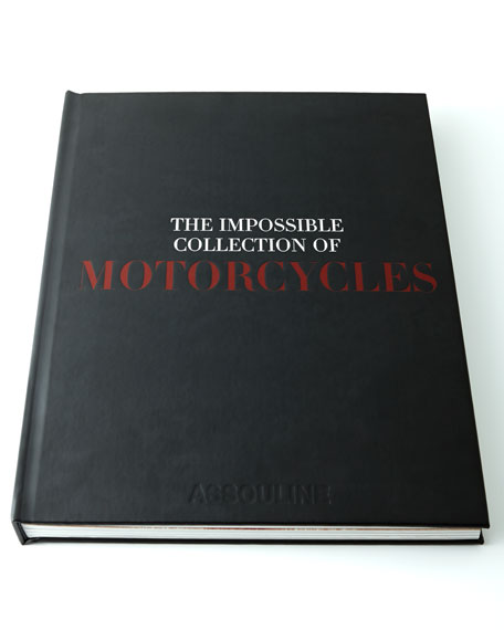 Assouline Publishing The Impossible Collection of Motorcycles