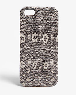 The Case Factory Iguana iPhone 5/5s Case