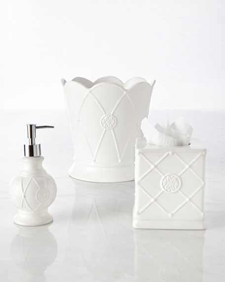 MERIDIAN TISSUE BOX HOLDER