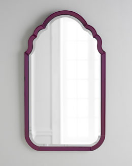 Patrice Scalloped Mirror