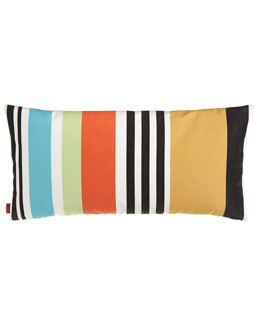 Missoni Home Collection Olvan Stripe Outdoor Pillow