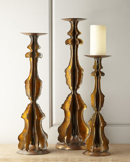 Three-Piece Alden Candlestick Set