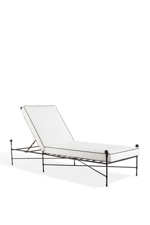 Avery Neoclassical Chaise