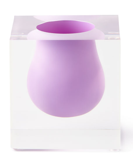 Bel Air Mini Scoop Vase