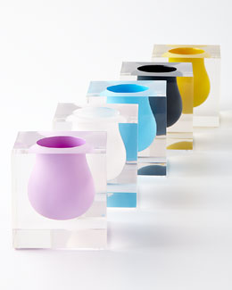 Jonathan Adler Bel Air Mini Scoop Vase