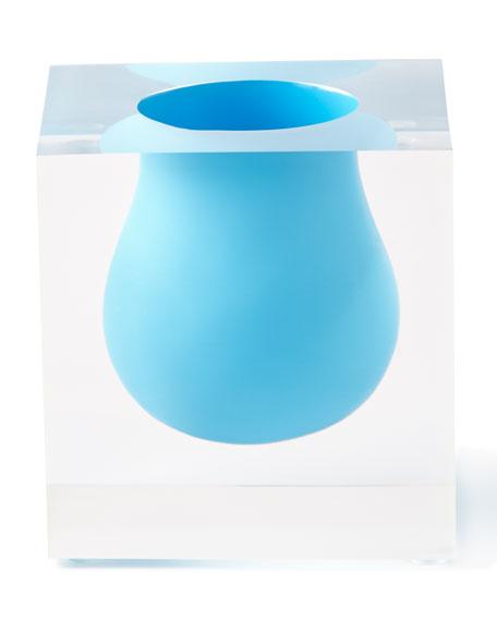 Jonathan Adler Bel Air Mini Scoop Vase