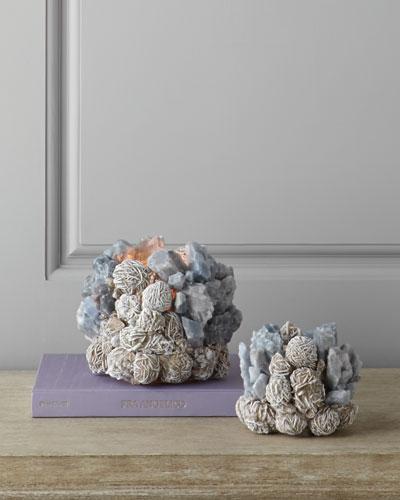 Kathryn McCoy Design Small Desert Rose Votive Holder