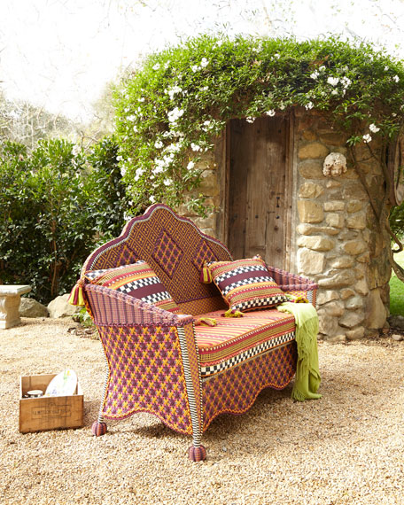 Sunset Outdoor Loveseat