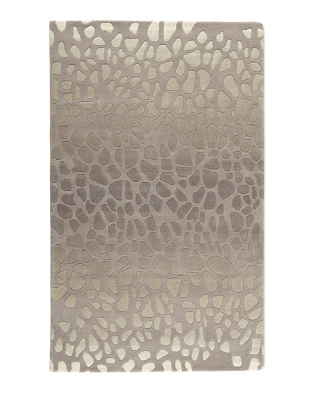 "Pebblebrook Rug, 3'6"" x 5'6"""