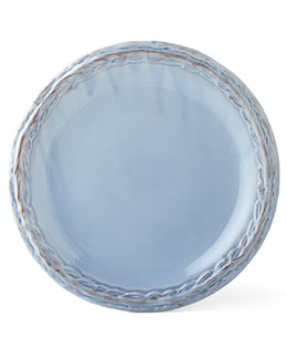 Pimpinelli Four Chambray Dinner Plates