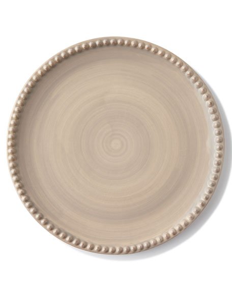 GG Collection Linen Salad Plates, Set of 4
