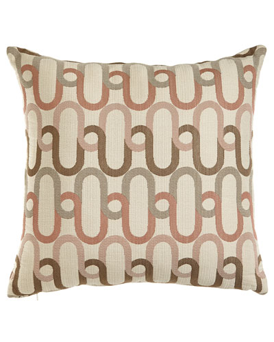 ELAINE SMITH Links Pillow