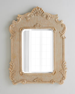 Rowena Carved Mirror