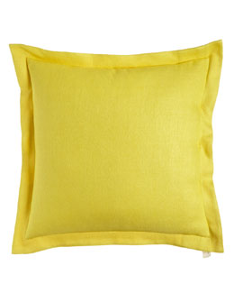Ralph Lauren Home Yellow European Sham