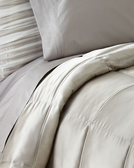 Donna Karan Home Queen 510TC Fitted Sheet