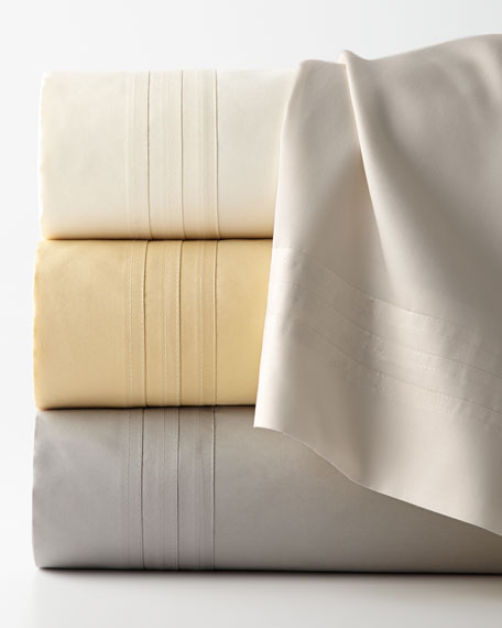 Donna Karan Home King 510TC Flat Sheet