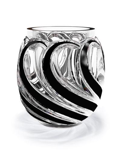Lalique Flamme Vase