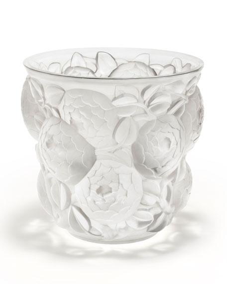 Lalique Oran Vase